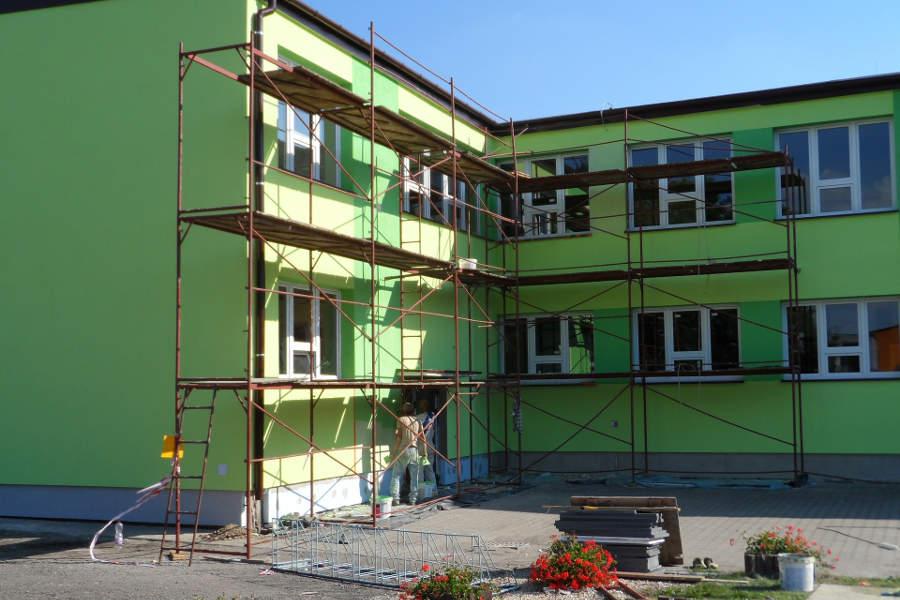 naprawy budowlane