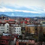 Piękne okolice Cieszyna