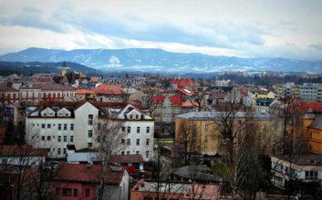 okolice Cieszyna